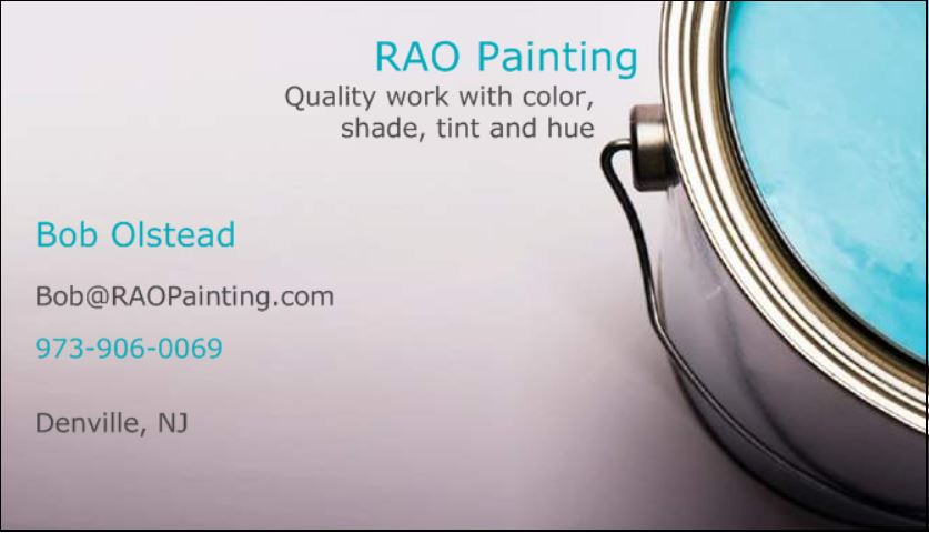RAO Painting, Denville, NJ
